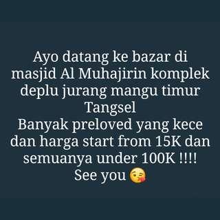 Ayo datang!!!! 😘