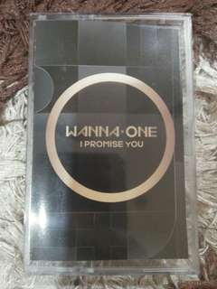 Wanna One Official Cassete tape