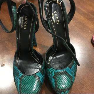 SALE Authentic Gucci Pumps or High Heels