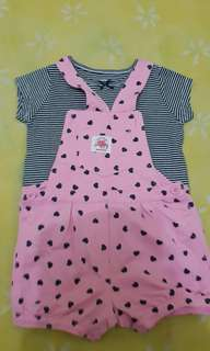2in1 Set Carter's Baby #Carters #Cartersset