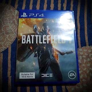 BD PS 4 Battlefield 1