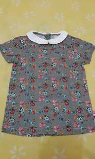 Dress Flower Baby - Dress Baby Popeye