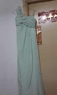 伴娘姐妹裙(長款)每條$70