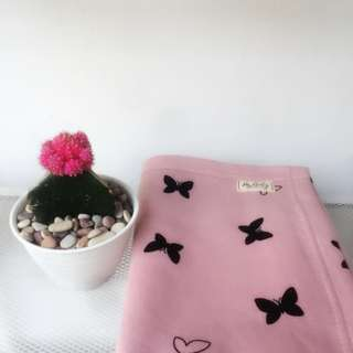 MyBabyPouch Sling - Pink Butterfly ($40)