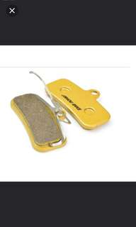 💯🆕Metallic brake pads for Shimano Saint/Zee