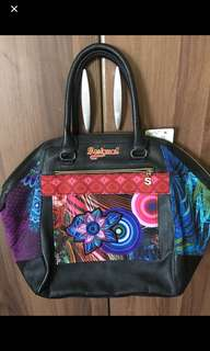 Now Only Php2700!!! Desigual Bag