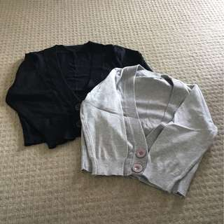 Reduced 3/4 Sleeve Cardigans