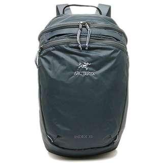 Arc'teryx index 15 bag(red, blue, black, grey