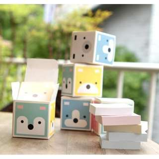 Sticky Notes Kubus Animal