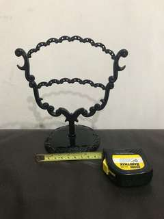 Earring, jewellery holder/stand