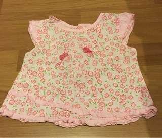 J Baby dress/ kid top