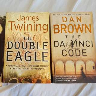 Dan brown james twining