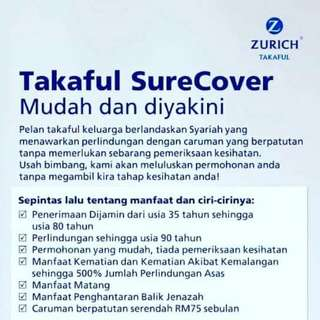 Takaful Sure Cover