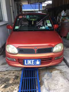 Perodua Kelisa 1.0 Auto 2005