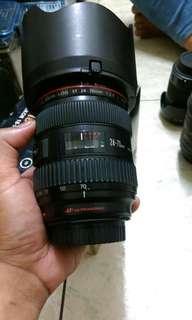 🚚 CANON 24-70mm f2.8