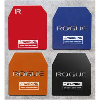 Rogue® Weighted Vest Plates [Made In USA]