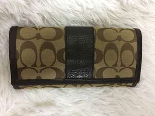 Coach Wallet 20146 used