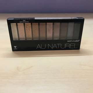 Wet n Wild Eyeshadow Pallete