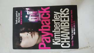 Hard Cover KIMBERLY CHAMBER: Payback