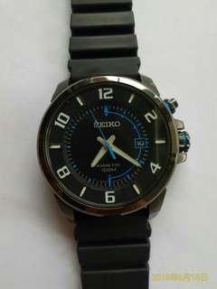 Seiko 機械電能錶