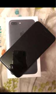 Iphone 7 Plus 32GB Unlocked From Canada
