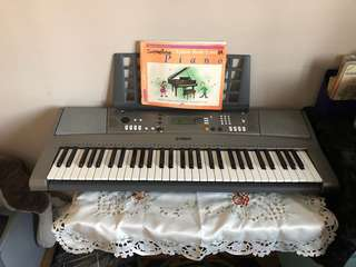 Barely used piano