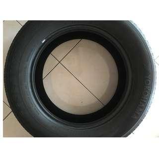 Yokohama Geolandar SUV 225 65 R17 102H Orange Oil Tyre