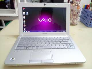 Sony Vaio 11inch/windows7