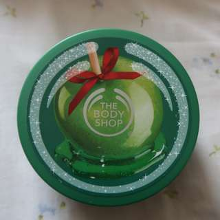 Body Shop body butter glazed apple 200ml