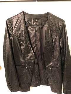 Rudsak Kay Leather Jacket Large