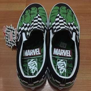 Vans x Marvel (Hulk)