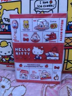 Hello Kitty 簿仔