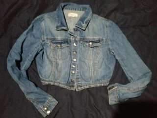 Everything Pre-loved maong jacket!