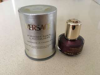 Reduced Versace Finish Nail Lacquer