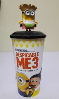 TGV collection Despicable Me3