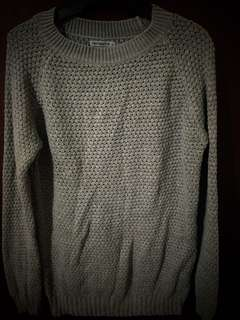 Knitted top from Terranova