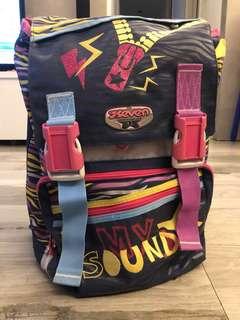 意大利Seven書包 Zeven School Bag