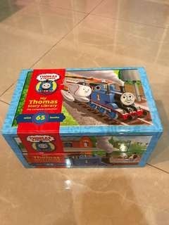 Thomas and friends. My thomas story library complete collection