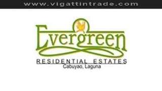 Evergreen Cabuyao Laguna Lot for sale