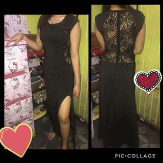 long gown (for sale)