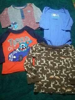 Preloved baby dressbundle