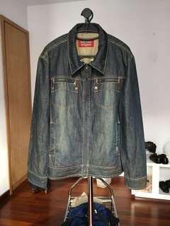 Jaket jeans bangbang