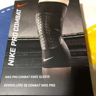 Nike Pro Combat Knee Sleeve - XS (without box)