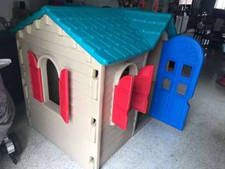 Little tikes toy house