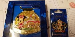2018年香港迪士尼會員獎賞限定pin