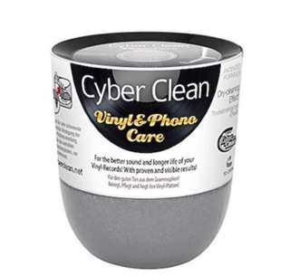 Phono & Vinyl Record Cleaner -  Cyber Clean
