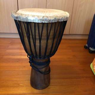 Djembe Drum with Goat Skin 14inches