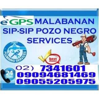EGPS MALABANAN SIP SIP POZO NEGRO SERVICES 7341601 09094681469