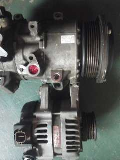 Compressor/ altenator wish....wssp 0173043404