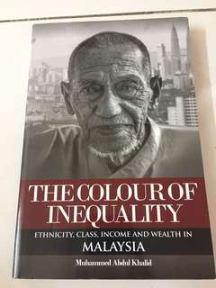 The Colour of Inequality